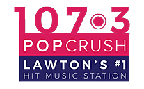 107.3 PopCrush - Lawton's #1 Hit Music Station